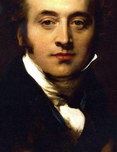 Sir Thomas Lawrence, unfinished self portrait circa 1825