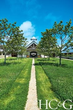Passionate for Both Horses and the Hamptons, Annette and Matt Lauer Bring Bright Side Farm to Life - Hamptons Cottages & Gardens - July 1 2015 - Hamptons