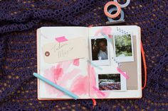 Urban Outfitters - Blog - D + D DIY: The Perfect Scrapbook