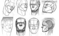 Come disegnare una testa testa proporzionale - Video Tutorial