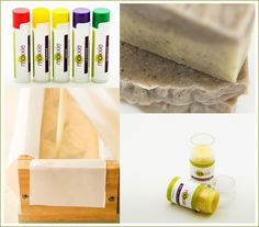 100% plant-based natural soap, scrubs, cremes, and balms