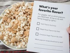 Get these fun and easy tips for hosting the ultimate at-home movie night. >> http://www.diynetwork.com/made-and-remade/learn-it/tips-for-hosting-movie-night?soc=pinterest