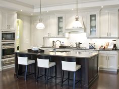 AyA Kitchens   Canadian Kitchen and Bath Cabinetry Manufacturer   Kitchen Design Professionals - Ascot Glazed Oyster in Transitional Transit...