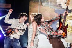 All Your Life you've wanted to see The Band Perry perform at CMA Fest, and now you can!