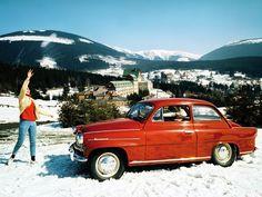 Skoda Octavia - 1959
