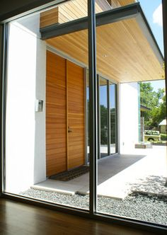 Modern Exterior Photos Front Door Design Pictures Remodel Decor and Ideas - page & Brian Anderson (anderson32009) on Pinterest