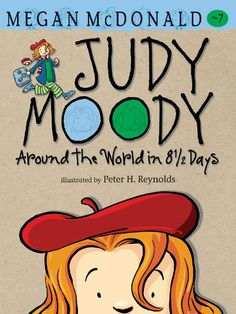 judy moody books | Book Reviews and More: Judy Moody and Stink Moody - A Visual ...