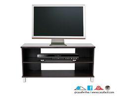 El área de entretenimiento de tu hogar debe ser totalmente moderna por eso te presentamos esta mesa para tv.