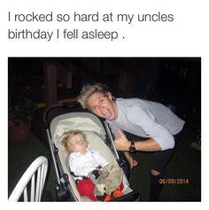 Clowning around with sleepy nephew Theo Horan. One Direction Photos, One Direction Humor, I Love One Direction, Greg Horan, James Horan, Boys Who, Bad Boys, Love Of My Life, My Love