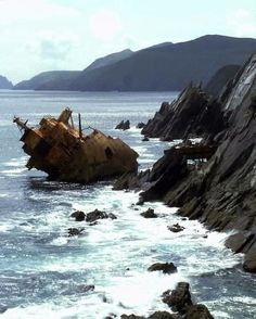 old ship wrecks - as captain a ship captain must always be on the look-out.