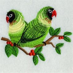 Wonderful Ribbon Embroidery Flowers by Hand Ideas. Enchanting Ribbon Embroidery Flowers by Hand Ideas. Bird Embroidery, Machine Embroidery Applique, Learn Embroidery, Hand Embroidery Stitches, Free Machine Embroidery Designs, Silk Ribbon Embroidery, Embroidery Techniques, Cross Stitch Embroidery, Embroidery Ideas