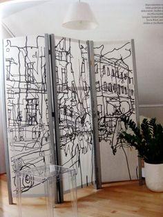 lag skjermbrett av ivar – Google Søk Divider, Google, Furniture, Home Decor, Decoration Home, Room Decor, Home Furnishings, Home Interior Design, Room Screen
