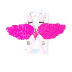 Kids Sequin Suspenders with Angel Wings from Claire's on Catalog Spree Twilight Sparkle Costume, Angel Wings, Suspenders, Body Jewelry, Latest Fashion, Fashion Jewelry, Sequins, Catalog, Projects