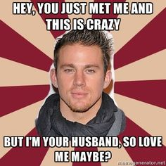 oh Channing!