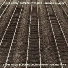 Steve Reich, Kronos Quartet, and Pat Metheny. Win, win, and win.