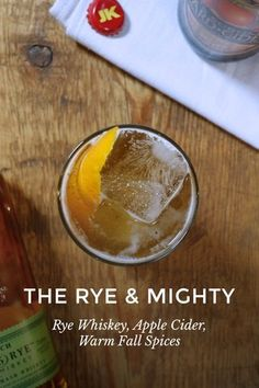 The Rye & Mighty