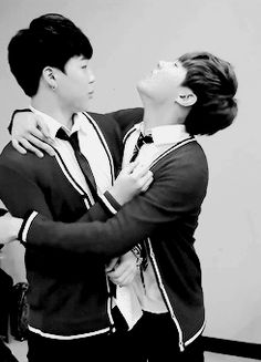 BTS - JIMIN and JHOPE - Jiminie's faaaace!!! I wonder if he realizes that's how he makes the others feel when he pulls that ALL THE TIME. lol!