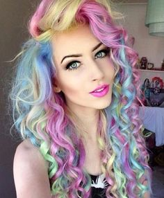My little pony hair that I NEED