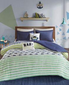 White Blue Whale Comforter Set Twin Sweet Jojo Designs Baby