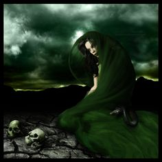 7 Deadly Sins - Envy by elestrial.deviantart.com