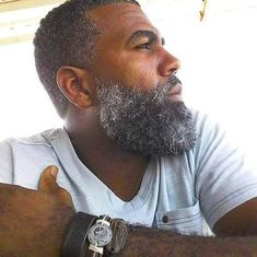 45 Dynamic Black Men Beard Styles 201945 Dynamic Black Men Beard Styles 2019 - FashiondioxideThe Black Hair DiaryThe Black Hair Diary Topnotch Hairstyles For Black Men Black Men Beards, Handsome Black Men, Black Beards Styles, Handsome Guys, Black Men Haircuts, Black Men Hairstyles, Men's Haircuts, Curly Hairstyles, Beard Styles For Men
