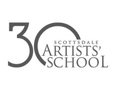 The Scottsdale Artist's School celebrated it's 30 year anniversary with a new logo and new look on some of their collateral materials.  Below are some of the pieces I created for them