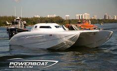 Key West Poker Run 2016 Photos – Thursday Departure | Powerboat Nation