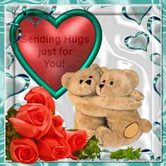 picture of a big hug for you | Big Hugs For You! Free Hug Week eCards, Greeting Cards | 123 Greetings