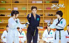 Yang Yang, Korean Drama, Kdrama, Hot Guys, Actors, Coat, Sexy, Chinese, Fashion