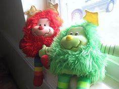 Sprites (Rainbow Brite) - toys - MEMORIES - 80's & 90's