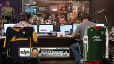 Man Caves Dan Patrick : Dale earnhardt jr. shares heartbreaking story of watching his house