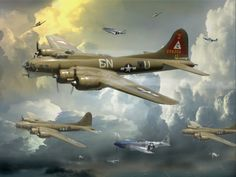American Heavy Bomber: Boeing B-17 Flying Fortress