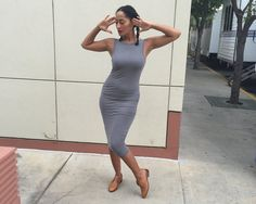 This is my version of a perfect summer look. Tracee Ellis Ross killing it.