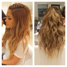 Love this hair style❤️