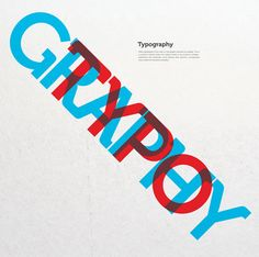 post modern typography - Google Search