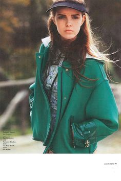 FAY for ANNABELLE Switzerland - 2014. Women's Spring - Summer 2014 collection - Bomber.