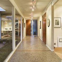 Eichler home flooring ideas on pinterest flooring for Eichler flooring