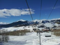 Early Season December 2013 on Mount Crested Butte