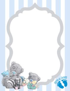 Framed Wallpaper, Flower Wallpaper, Baby Boy Birthday Themes, Baby Shower Invitaciones, Baby Posters, Baby Illustration, Photo Album Scrapbooking, Baby Album, Baby Cartoon