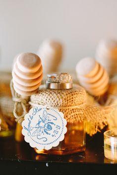 #honey  Photography: Julia Wade - julia-wade.com  Read More: http://www.stylemepretty.com/2014/01/10/the-cotton-room-wedding/