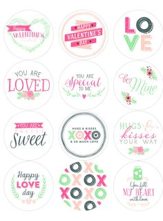 free valentine day labels httpblogworldlabelcom2014