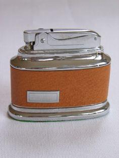 Vintage 1950s pocket lighter