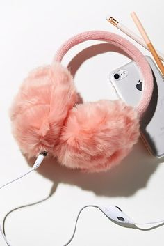 21 Headphones That Are Freaking Adorable- 21 Headphones That Are Freaking Adorab. 21 Headphones That Are Freaking Adorable- 21 Headphones That Are Freaking Adorable Free People Earmuff Headphones -# Cute Headphones, Wireless Headphones, Accesorios Casual, Accessoires Iphone, Things To Buy, Stuff To Buy, Earmuffs, Ear Warmers, Ideias Fashion