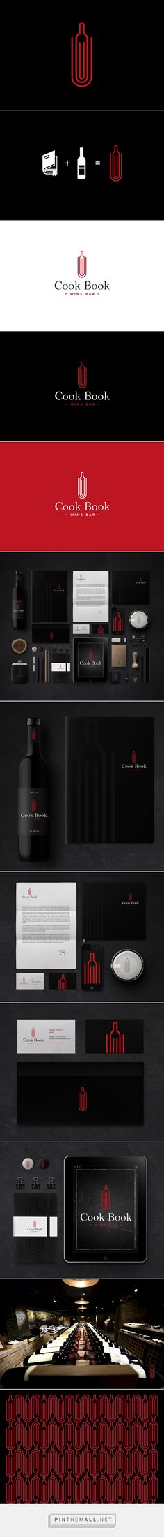 Cook Book Wine Bar by Sebastian Bednarek