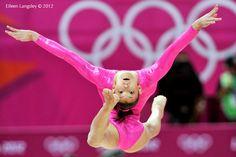 Eileen Langsley 2012 Olympics