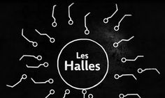 [cocobouche] loved this great greeting card animation by communication agency Havas Worldwide Paris. A subtle summary of Parisian neighborhoods saying hello to 2013
