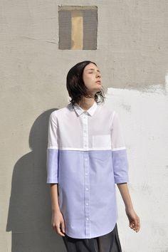 100 модных новинок: Женские рубашки 2017 года на фото
