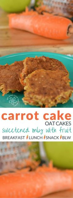 The perfect sugar free snack or breakfast. Delicious and your kids will be eating vegetables. Brilliant for baby led weaning.