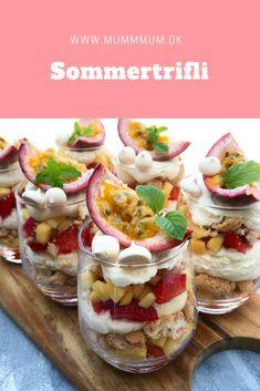 Trifle Desserts, Fancy Desserts, Pudding Desserts, Delicious Desserts, Chocolate Crunch, Banana Pudding, Desert Recipes, Summer Recipes, Food Inspiration