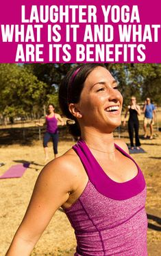 I did this for the first time yesterday and it is the best! <3 Laughter Yoga – What Is It And What Are Its Benefits?
